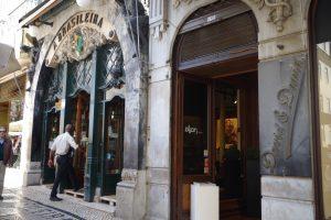 Librería Bertrand, Lisboa. Fundada en 1732.