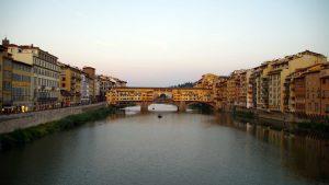 Vista del Puente Vecchio