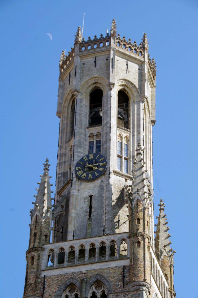 El Campanario de Brujas, símbolo de la ciudad.