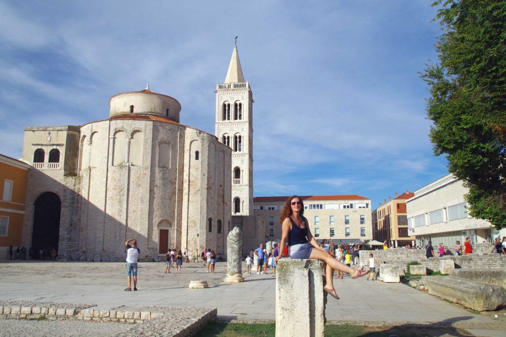Ruta de 5 días por Croacia. Zadar