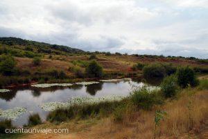 Lago Somido en Las Médulas